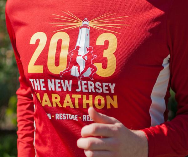 New Jersey Marathon 2013