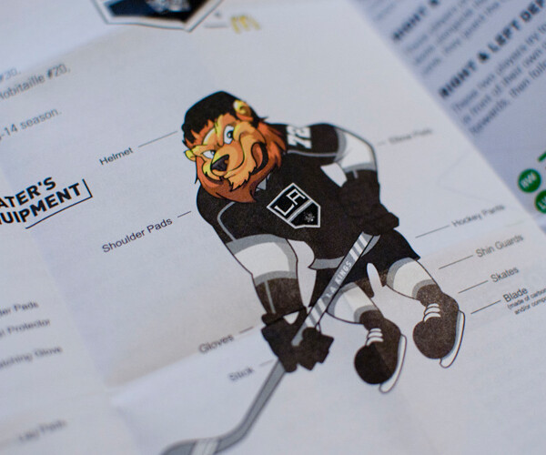 L.A. Kings Illustrations