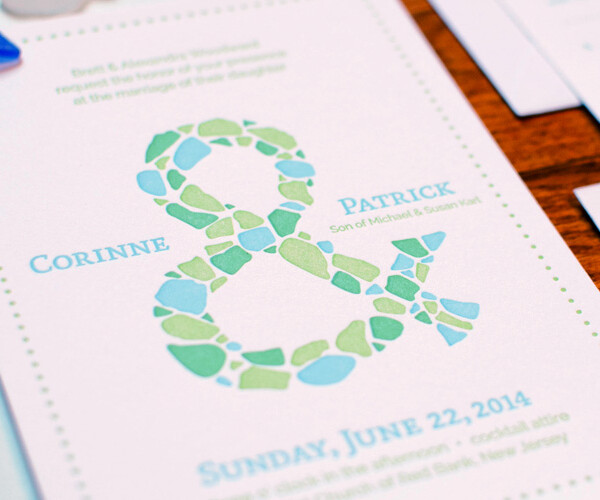 Seaglass Wedding