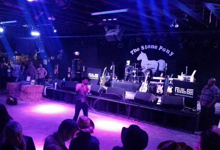 Stone Pony, Asbury Park, Boys & Girls Clubs, Monmouth County