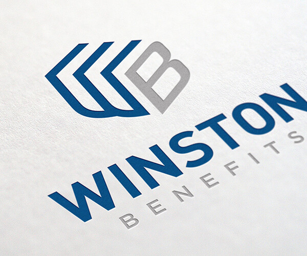 Winston Benefits Logo & Icons